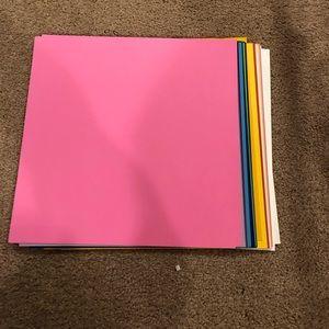 12x12 Scrapbook Paper Lot